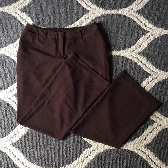 83846dc0e5fb6 Worthington Pants - JCPenney Worthington Curvy Fit Pants 6P